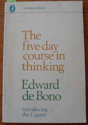Image for Five-Day Course in Thinking, The