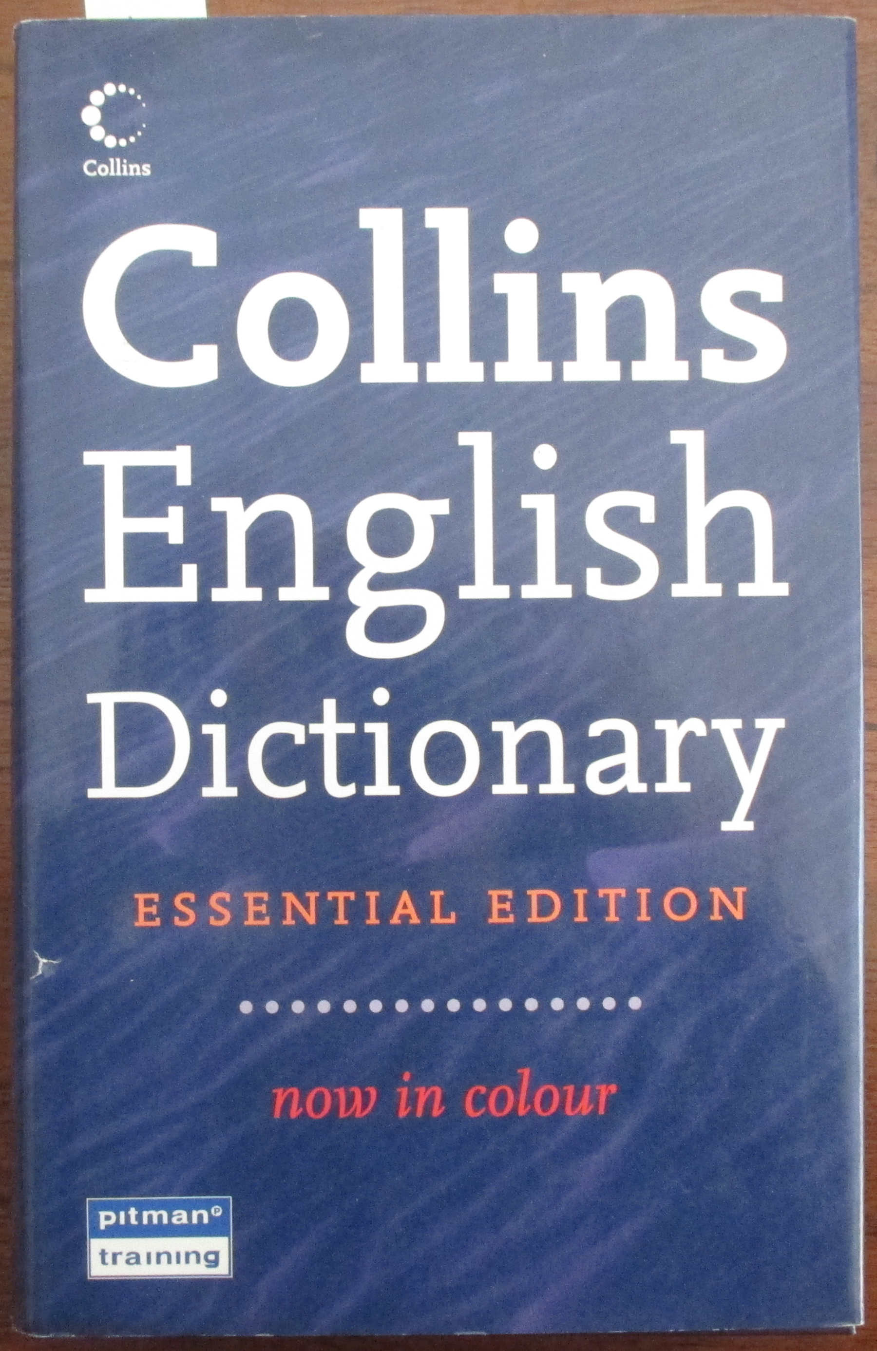 Image for Collins English Dictionary: Essential Edition