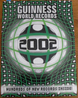 Image for Guinness World Records 2002
