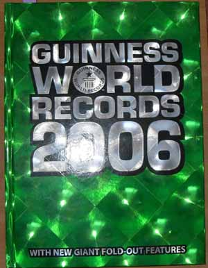 Image for Guinness World Records 2006