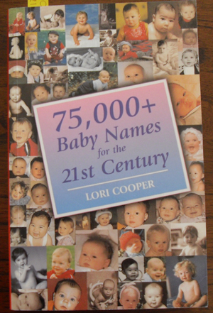Image for 75,000+ Baby Names for the 21st Century