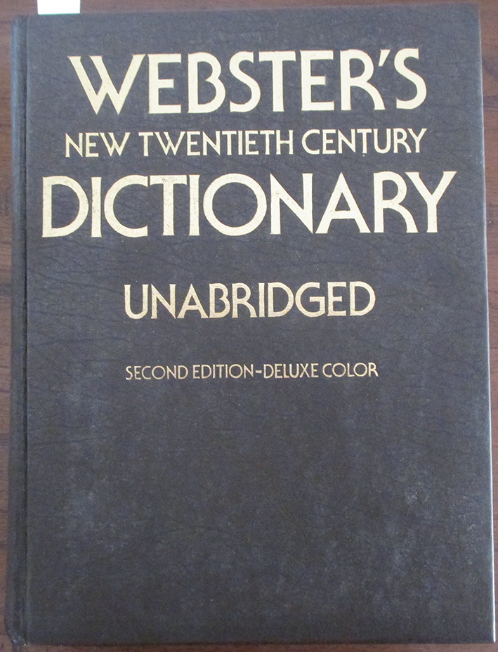 Image for Webster's New Twentieth Century Dictionary of the English Language (Unabridged)