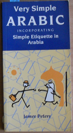 Image for Very Simple Arabic Incorporating Stimple Etiquette in Arabia