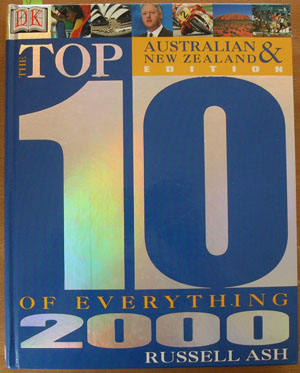 Image for Top 10 of Everything 2000, The (Australian & New Zealand Edition)