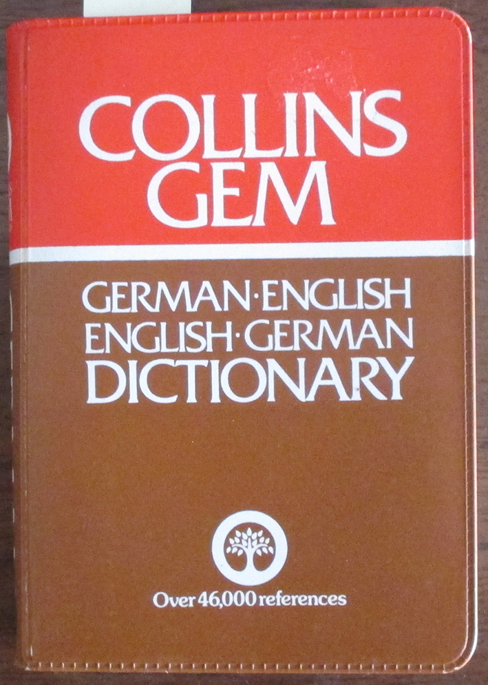 Image for Collins Gem German-English English-German Dictionary