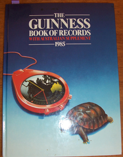 Image for Guinness Book of Records 1985, The