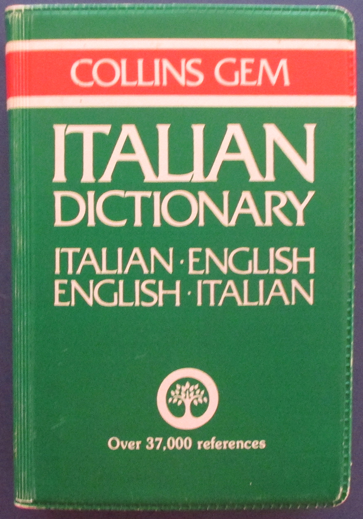Image for Collins Gem Italian Dictionary