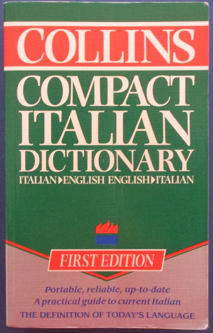 Image for Collins Compact Italian Dictionary