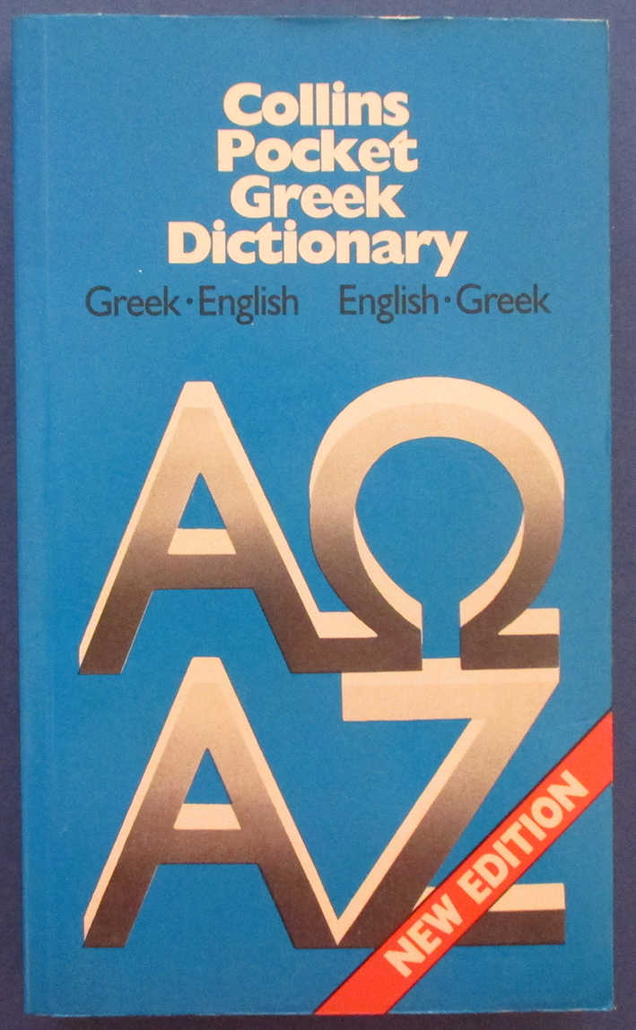 Image for Collins Pocket Greek Dictionary, The