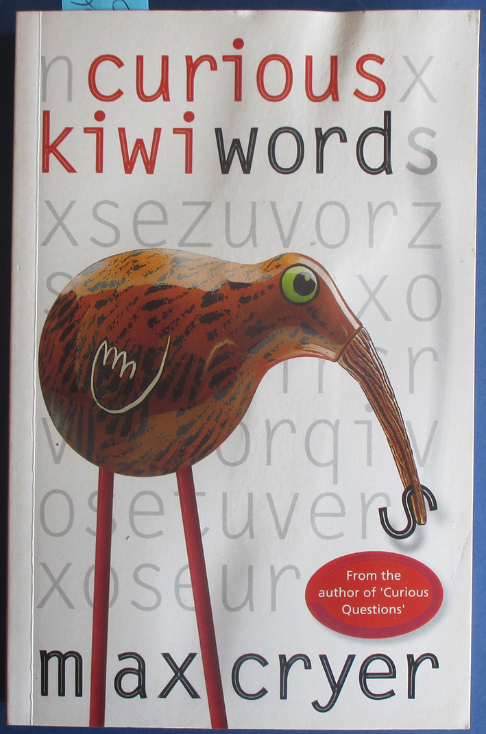 Image for Curious Kiwi Words