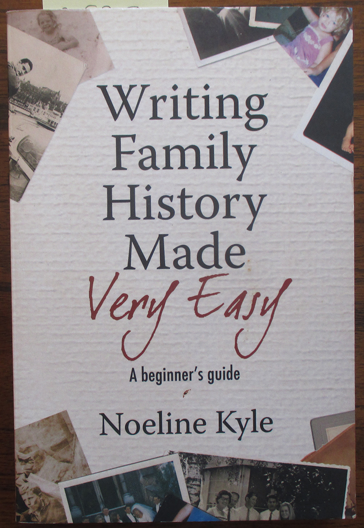 Image for Writing Family History Made Very Easy: A Beginner's Guide