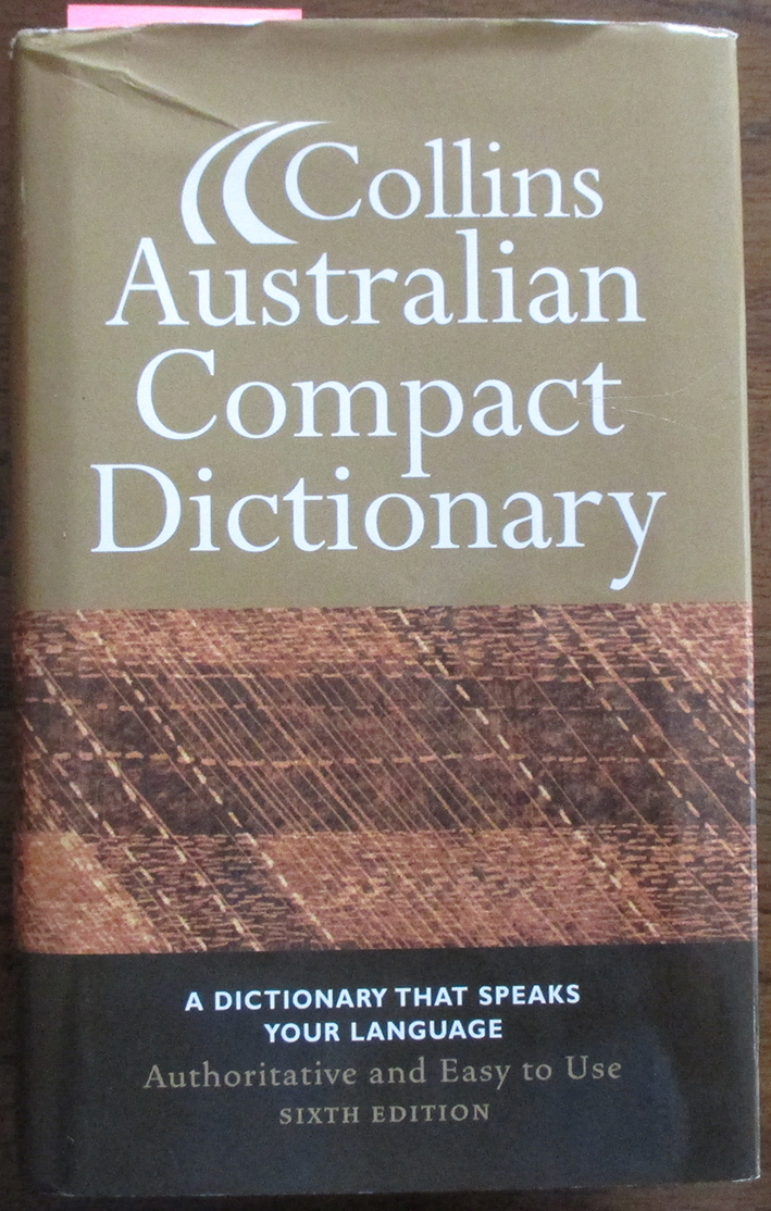 Image for Collins Australian Compact Dictionary