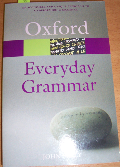 Image for Oxford Everyday Grammar