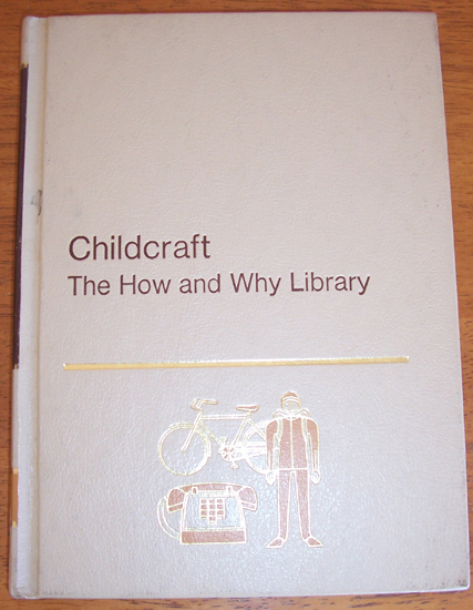Image for Childcraft: The How and Why Library - Volume 12 - Look and Learn