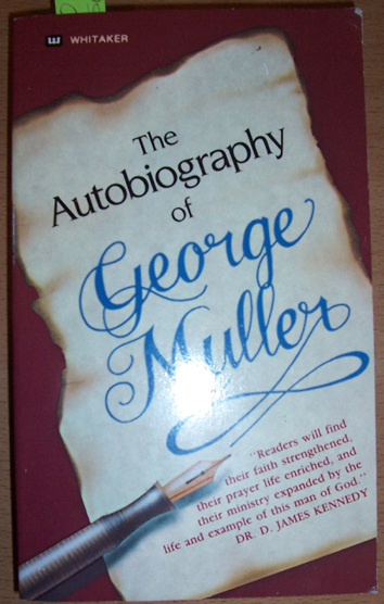 Image for Autobiography of George Muller, The