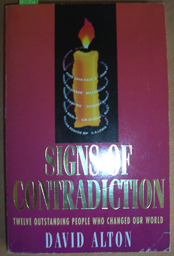 Image for Signs of Contradiction