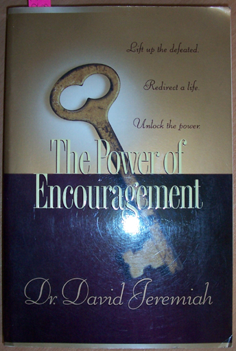 Image for Power Of Encouragement, The