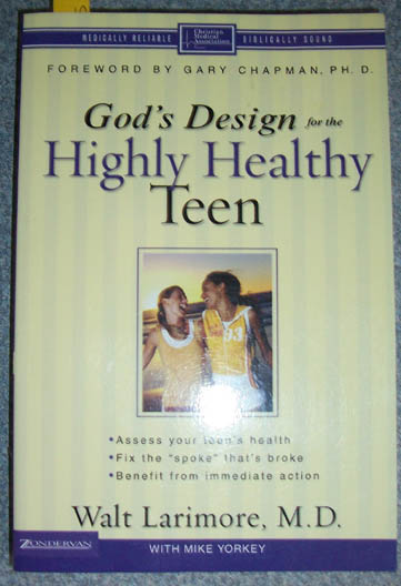 Image for God's Design for the Highly Healthy Teen