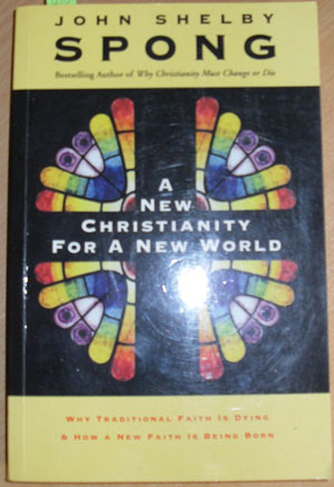 Image for New Christianity for a New World, A
