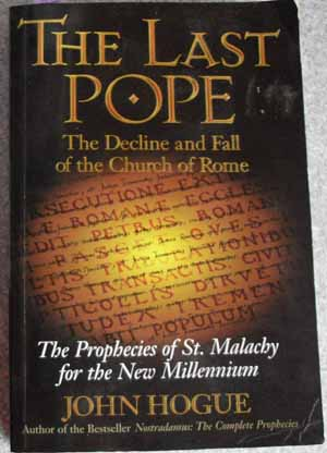 Image for Last Pope, the: The Decline and Fall of the Church of Rome