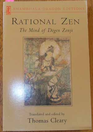 Image for Rational Zen: The Mind of Dogen Zenji