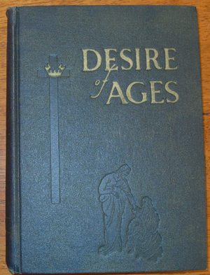 Image for Desire of Ages, The: Volume 2