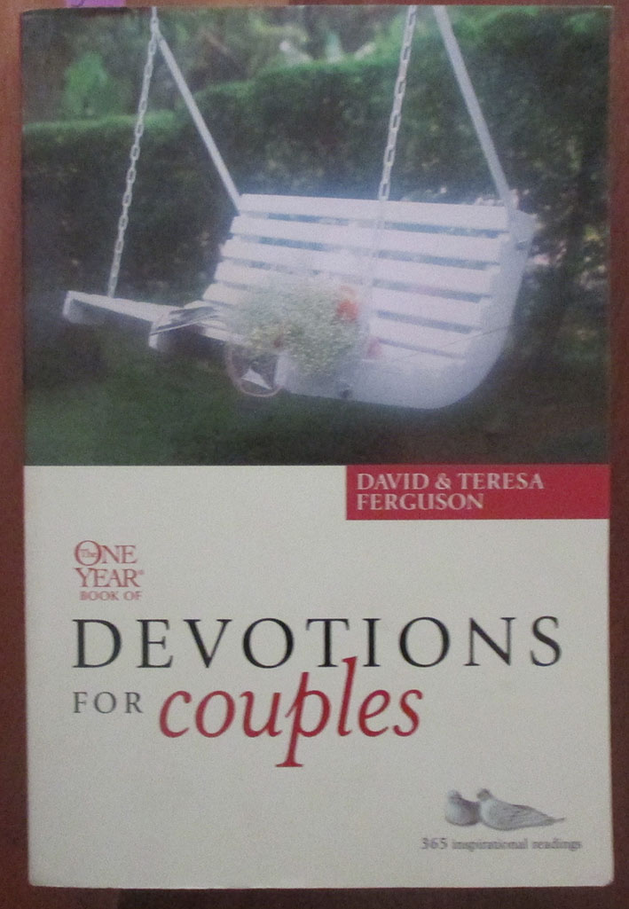 Image for One Year Book of Devotion for Couples, The
