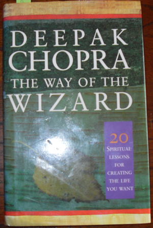 Image for Way of the Wizard, The: 20 Spiritual Lessons for Creating the Life You Want