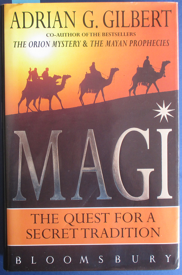 Image for Magi: The Quest for Tradition