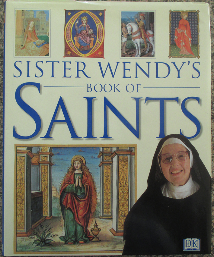 Image for Sister Wendy's Book of Saints