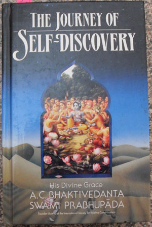Image for Journey of Self-Discovery, The: Articles From Back to Godhead Magazine