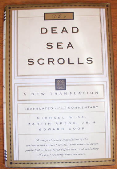 Image for Dead Sea Scrolls, The: A New Translation