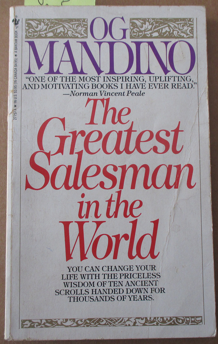 Image for Greatest Salesman in the World, The