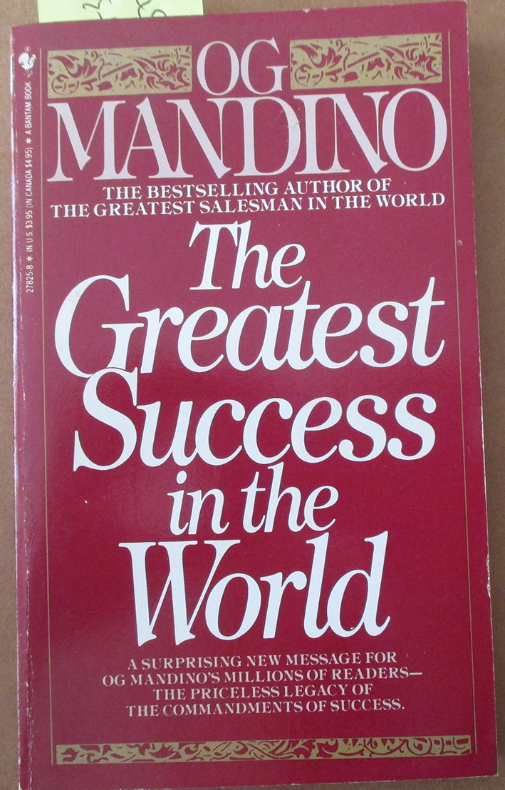 Image for Greatest Success in the World, The