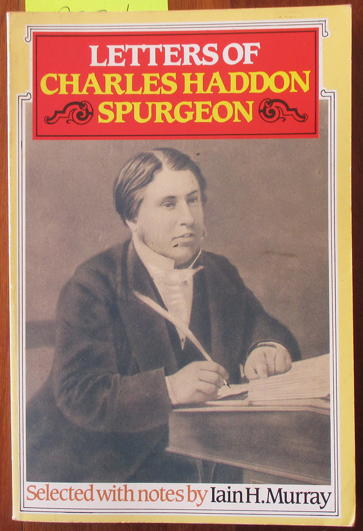 Image for Letters of Charles Haddon Spurgeon