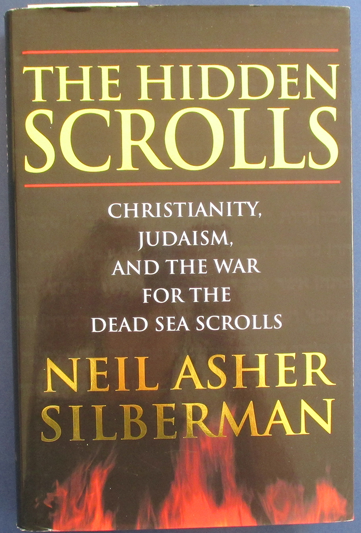 Image for Hidden Scrolls, The: Christianity, Judaism, and the War for the Dead Sea Scrolls