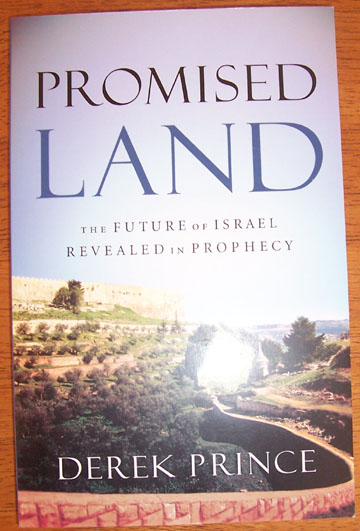 Image for Promised Land: The Future of Israel Revealed in Prophecy