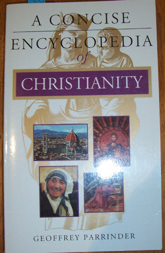 Image for Concise Encyclopedia of Christianity, A