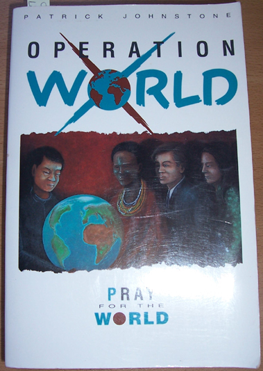 Image for Operation World: Pray for the World