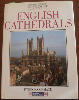 Image for English Cathedrals: The English Tourist Board's Discover England Series