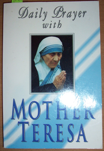 Image for Daily Prayer with Mother Teresa
