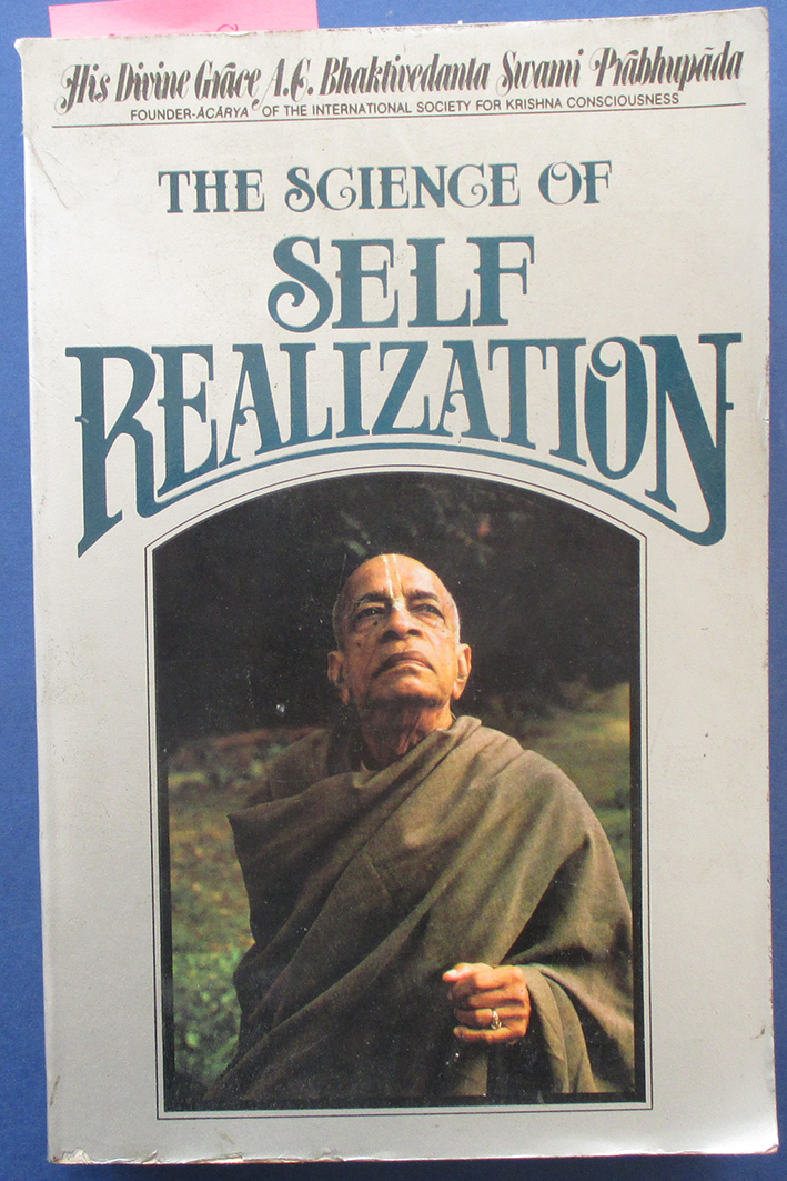 Image for Science of Self Realization, The