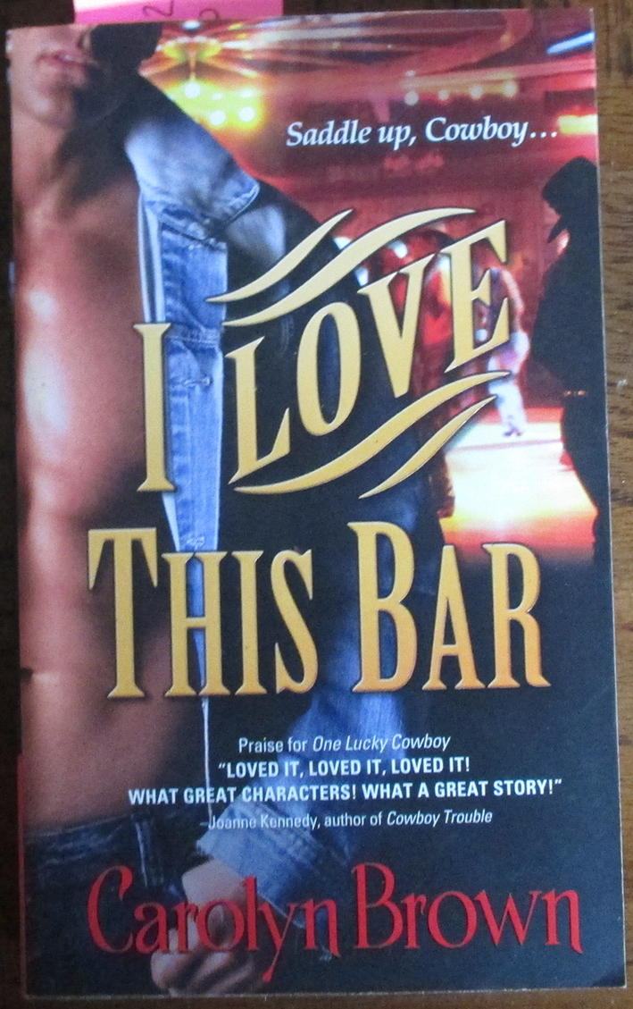 Image for I Love This Bar