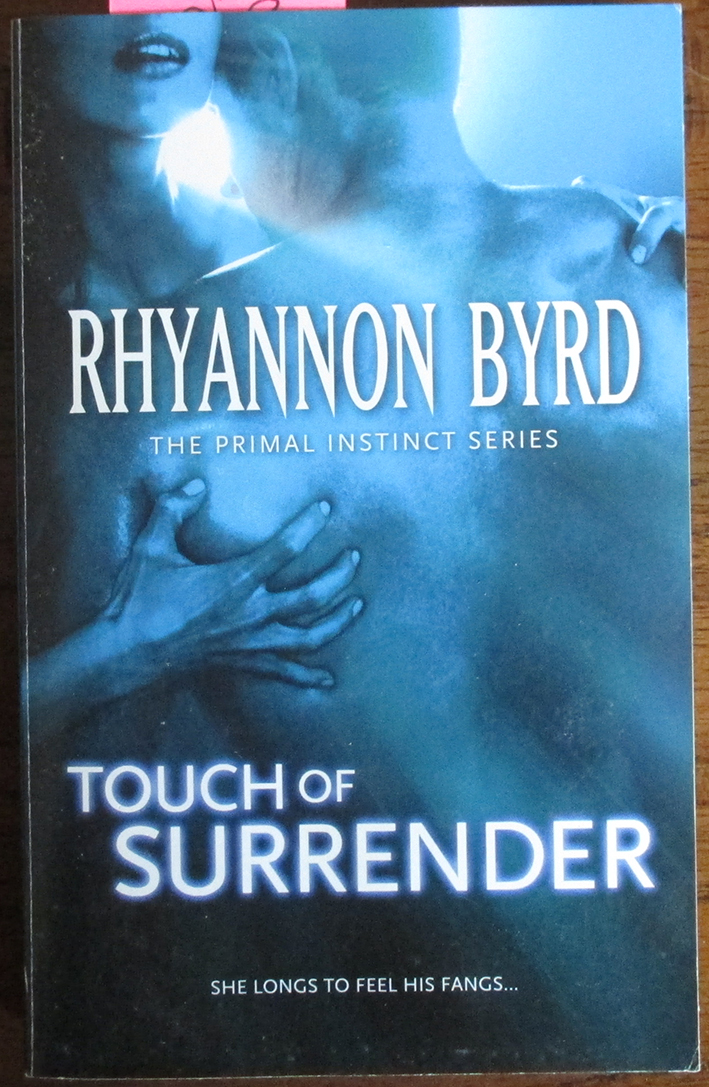 Image for Touch of Surrender: The Primal Instinct Series