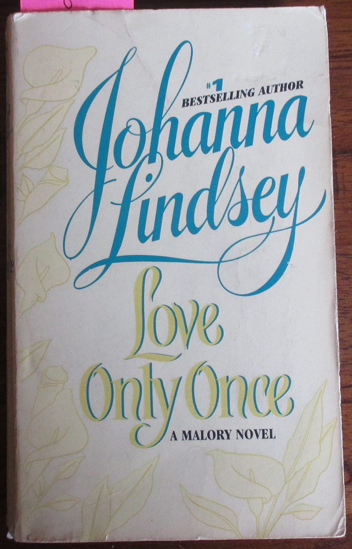 Image for Love Only Once: A Malory Novel