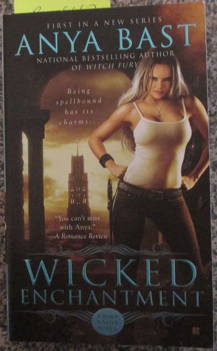 Image for Wicked Enchantment: A Dark Magick Novel