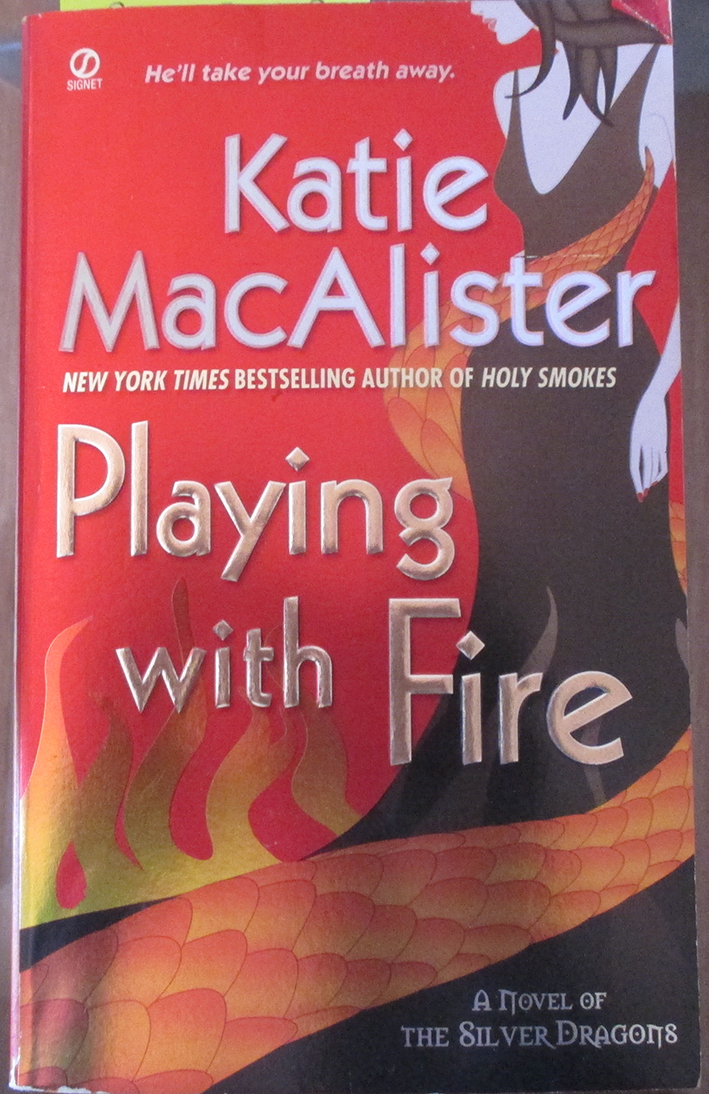 Image for Playing With Fire: A Novel of Silver Dragons