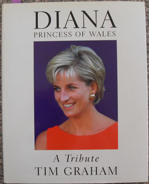 Image for Diana Princess of Wales: A Tribute