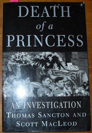 Image for Death of a Princess: An Investigation