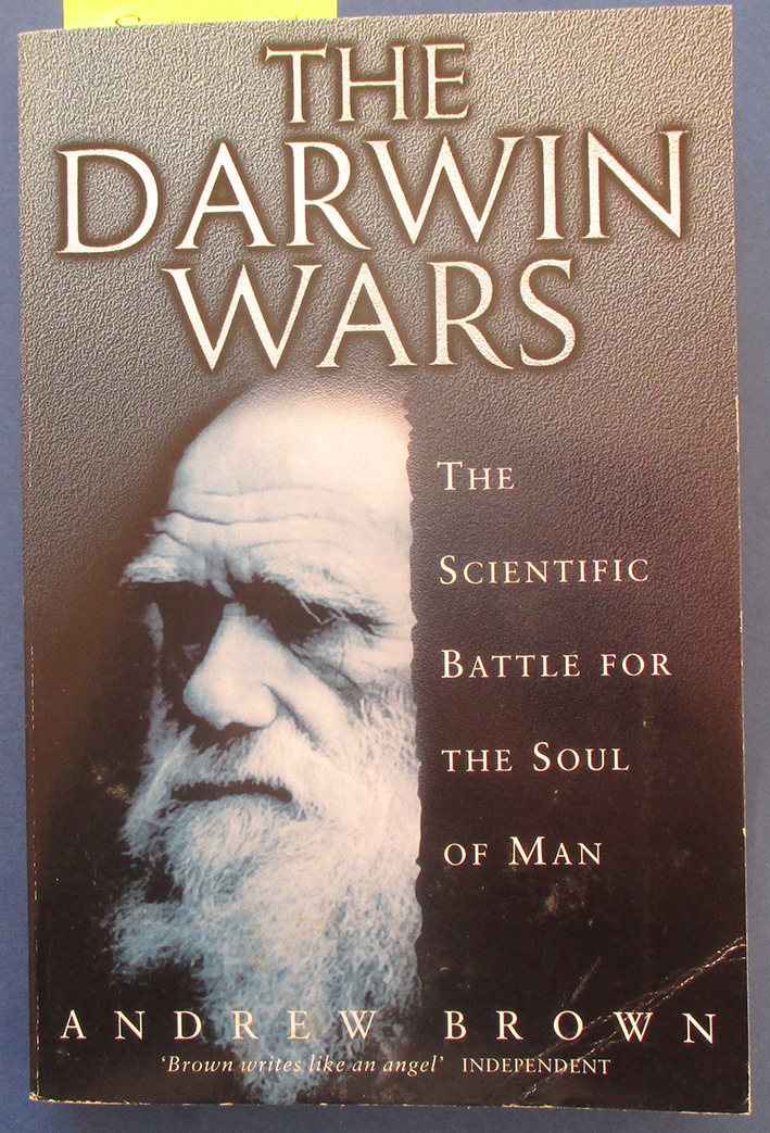 Image for Darwin Wars, The: The Scientific Battle for the Soul of Man